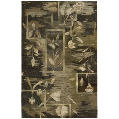 Reflections Taupe Rug Rug Size: 79 x 99