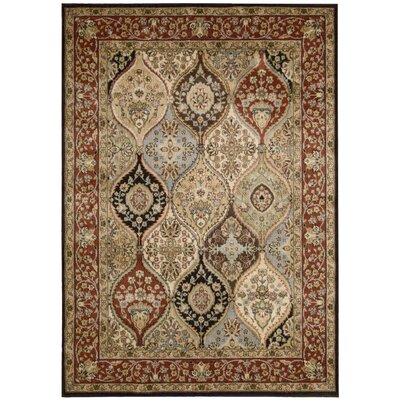 Cantrell Multi Rug Rug Size: 53 x 75