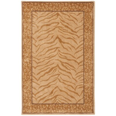 Pheasant Hill Ivory Area Rug Rug Size: Rectangle 36 x 56