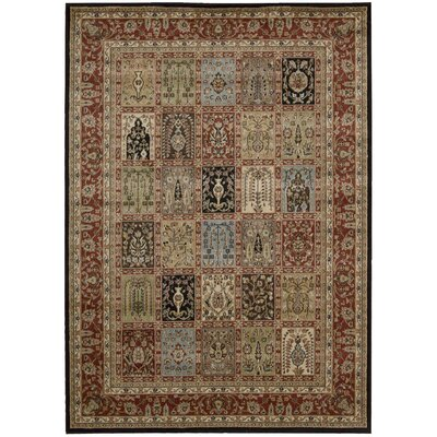 Babille Multi Rug Rug Size: Rectangle 53 x 75