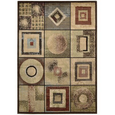 Whitestown Multi Rug Rug Size: 53 x 75