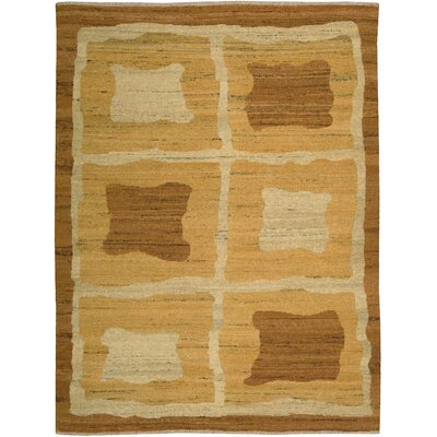 Taos Orange Rug Rug Size: 4 x 6