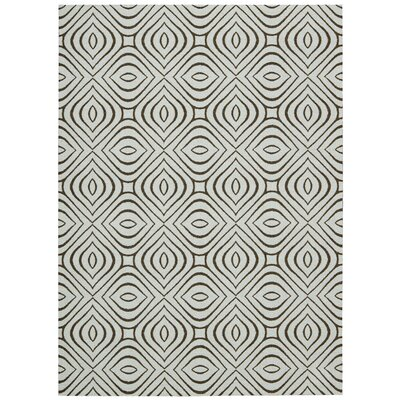 Conforti Gray Area Rug Rug Size: Rectangle 26 x 4