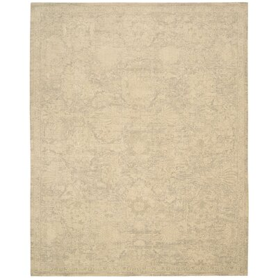Atarah Cottage Sand Area Rug Rug Size: Rectangle 99 x 139