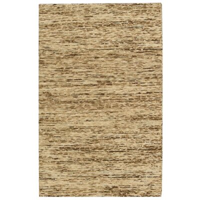 Sterling Hand-Tufted Copper Area Rug Rug Size: 5 x 76