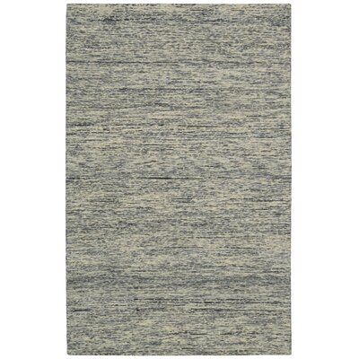 Sterling Hand-Tufted Gray Area Rug Rug Size: Runner 23 x 76