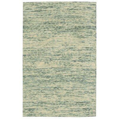 Sterling Hand-Tufted Seafoam Area Rug Rug Size: Runner 23 x 76
