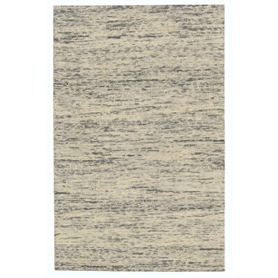 Sterling Hand-Tufted Beige/Gray Area Rug Rug Size: 8 x 106