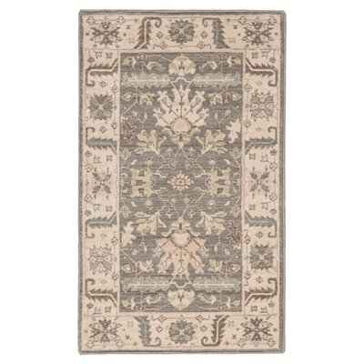 New Horizons Nickel Area Rug Rug Size: 26 x 43