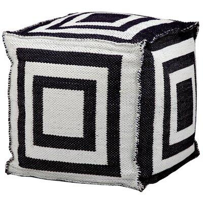 Nourison Outdoor Ottoman - Color: Black at Sears.com
