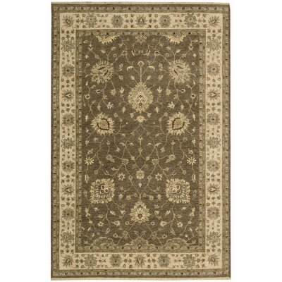 Legend Chocolate Area Rug Rug Size: 39 x 59
