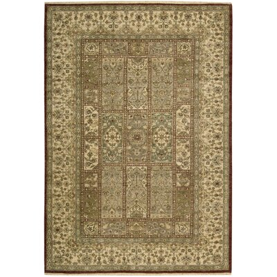 Legend Multi Area Rug Rug Size: 86 x 116