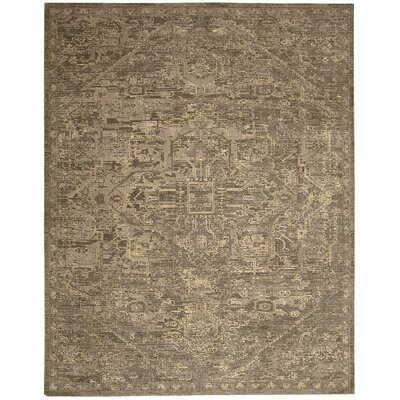 Atarah Moss Area Rug Rug Size: Rectangle 79 x 99