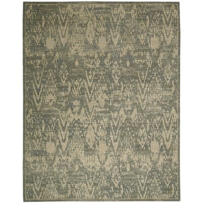 Dringenberg Slate Area Rug Rug Size: Rectangle 79 x 99