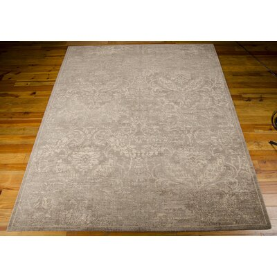 Atarah Mushroom Area Rug Rug Size: Rectangle 79 x 99