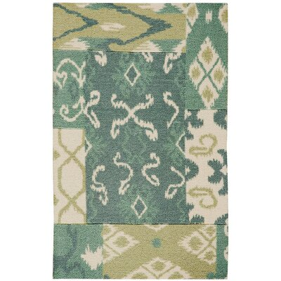 Appian Ikat Area Rug Rug Size: Rectangle 26 x 4