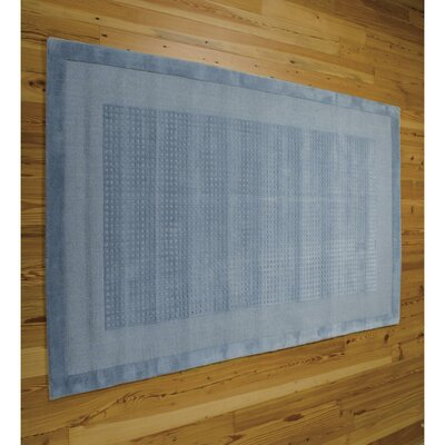Westport Blue Area Rug Rug Size: 26 x 4