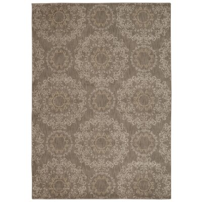 Fonzo Stone Area Rug Rug Size: Rectangle 39 x 59
