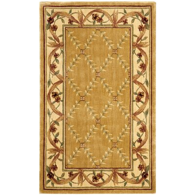Kersey Gold Area Rug