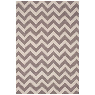 Oaknoll Flame Stitch Indoor/Outdoor Area Rug Rug Size: Rectangle 8 x 106