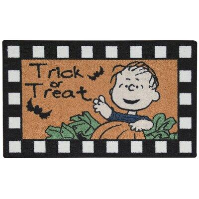Peanuts Linus Doormat