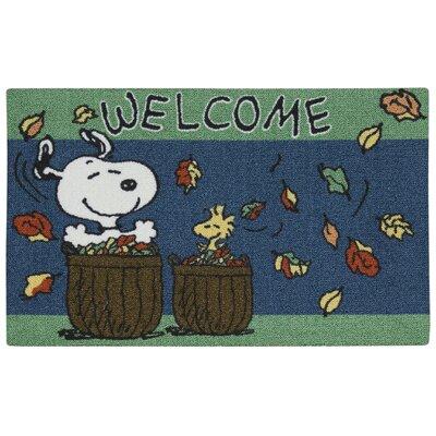 Peanuts Welcome Doormat