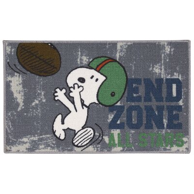 Peanuts Animal Doormat