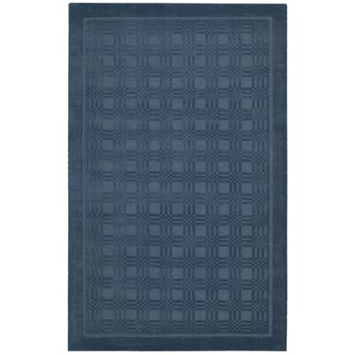 Aspasia Blue Area Rug Rug Size: Rectangle 8 x 106
