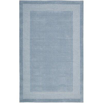 Westport Blue Area Rug Rug Size: 36 x 56