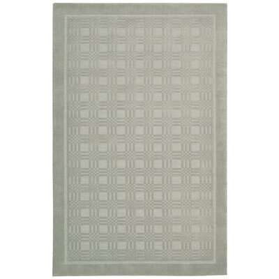Aspasia Gray Area Rug Rug Size: Rectangle 36 x 56