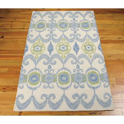 Siam Ivory Area Rug Rug Size: 8 x 106