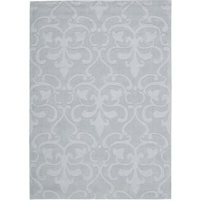 Barcelona Hand-Tufted Light Blue Area Rug