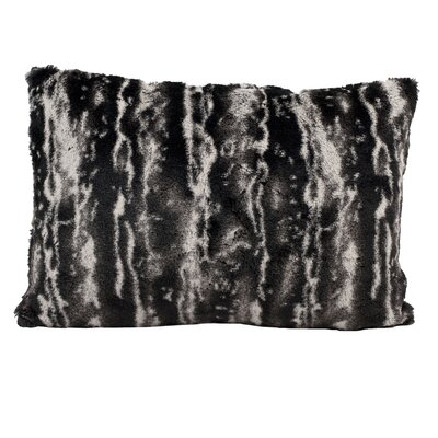 Fur Lumbar Pillow