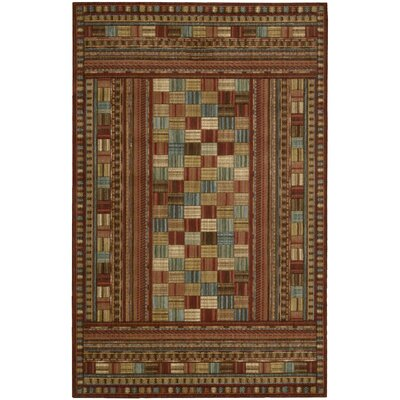 Gabriela Multi Area Rug Rug Size: Rectangle 3'6