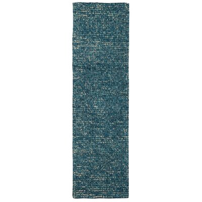 Torvehallerne Turquoise Area Rug Rug Size: Runner 2'3