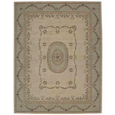 Bryn Geometric Beige Area Rug Rug Size: Rectangle 36 x 56
