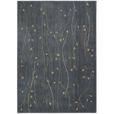 Heuser Blue Area Rug Rug Size: Rectangle 2 x 29