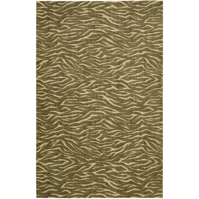 Dunnstown Hand-Woven Cocoa Area Rug Rug Size: Rectangle 76 x 96