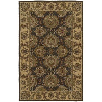 Harmonsburg Green Area Rug Rug Size: Rectangle 36 x 56
