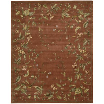 Brittney Persian Area Rug Rug Size: 53 x 83