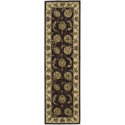 Nourison 2000 Hand-Tufted Lavender Area Rug Rug Size: Runner 23 x 8