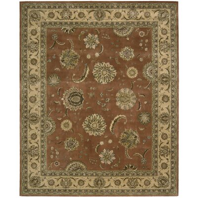 Chandrine Hand Woven Wool Persian Indoor Area Rug Rug Size: Rectangle 56 x 86