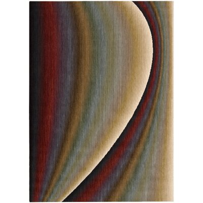 Radiant Arts Rainbow Area Rug