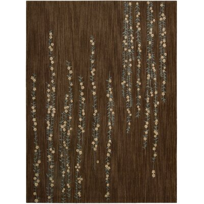 Phippsburg Brown Area Rug Rug Size: Rectangle 79 x 1010