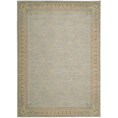 Ashton House Surf Area Rug Rug Size: 98 x 13