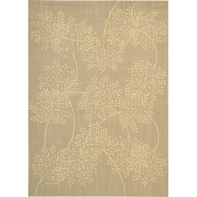 Hartville Sand Area Rug Rug Size: Rectangle 53 x 75