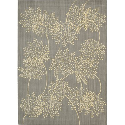 Hartville Slate Area Rug Rug Size: Rectangle 53 x 75