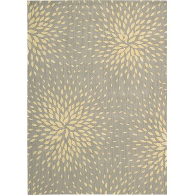 Jere Gray Area Rug Rug Size: Rectangle 53 x 75