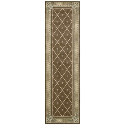Payzley Mink Area Rug Rug Size: Runner 2 x 59