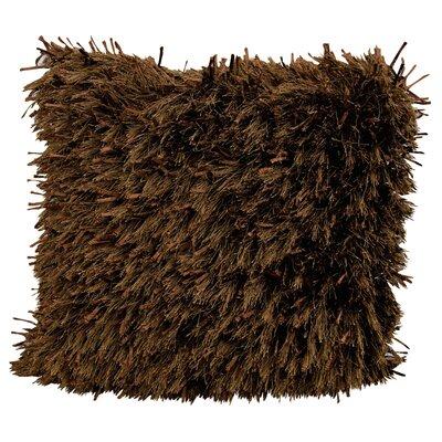 Kathy Ireland Throw Pillow Color: Brown